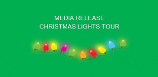 Media Release - Christmas Lights Tour