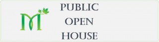 NOTICE OF PUBLIC OPEN HOUSE- AFFORDABLE HOUSING POLICIES